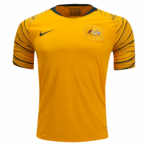 2018 World Cup Australia Home Soccer Jersey Shirt