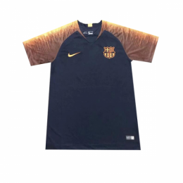 18-19 Barcelona Golden Training Shirt