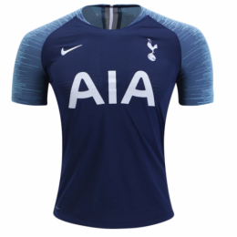 18-19 Tottenham Hotspu Away Navy Soccer Jersey Shirt(Player Version)