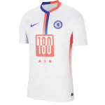 Authentic Nike Chelsea Fourth Away Soccer Jersey 2020/21